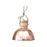 Hambleton Copper Ceiling LIght Medium