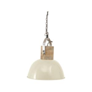 Hambleton Medium Cream Ceiling Light
