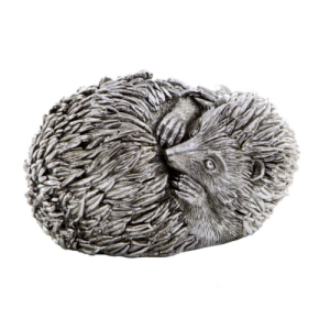 Sculpture of Curled Up Hedgehog