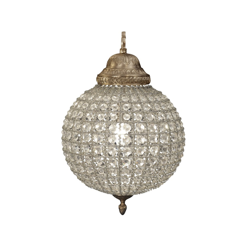 Henley Crystal Chandelier Small