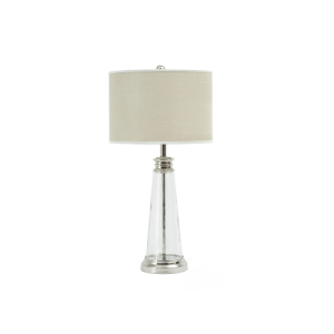 Lighthouse Glass Lamp Small