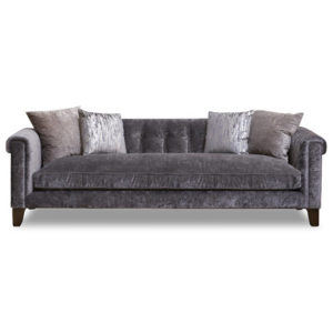 Mitford Lounger in Borghese Velvet Stardust cut out (2)