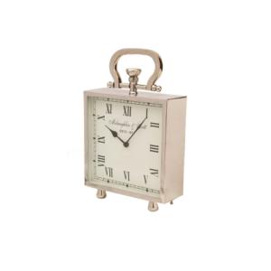 Ambassador Square Clock Mantelpiece Desk Small