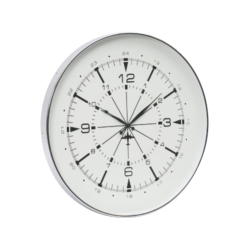 aviator wall clock 77cm large