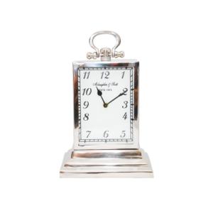 Chaucer Large Aluminium Clock