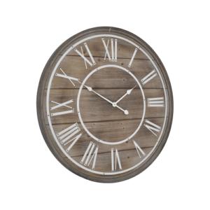 Hastings beach Wall Clock 80cm