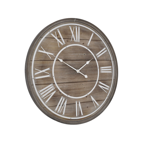 Hastings beach Wall Clock 80cm