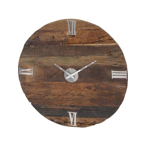 Rustic Driftwood Clock