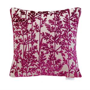 Batur Fushia Cushion
