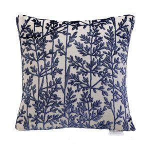 Batur Indigo Cushion
