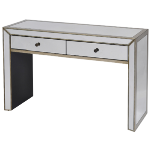 Aston Mirrored Console Table 700057