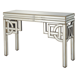 Claridge Deco Mirrored Console Table 231150