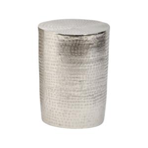 Kasbah Textured Aluminium Round Table Large 431002