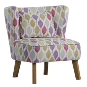 Respire Tub Chair Retro Blush