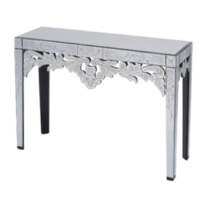 Venetian Embellished Console Table 700054