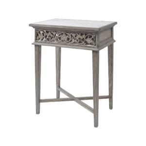 Winchester Mindi Hand Carved Bedside Cabinet 700064