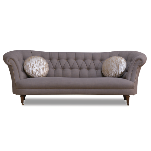Evita kingsize sofa in Sorrento Mist