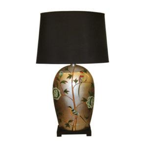 flowers-birds-lamp