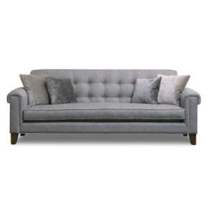 Mitford Club Sofa in Rodin Slate