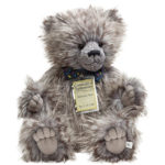 silver tag bear 17112_alexander