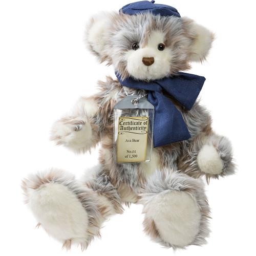silver tag bear ava_17127