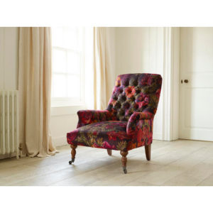 respire-jessamine-chair-button-back-carnaby-print