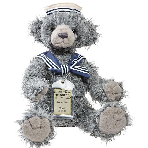 silver tag bear samuel_17125