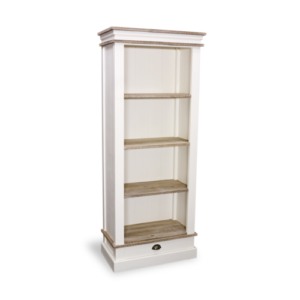 Hanley Bookcase in Antique White
