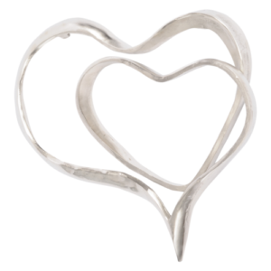 Entwined Hearts Wall Art