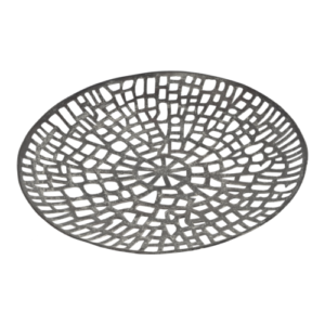 Sorrento Black Coral Wall platter