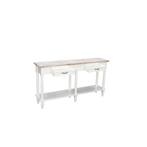 antique white sofa table. Hanley Console Table With 2 Drawers In Antique White. Prev White Sofa