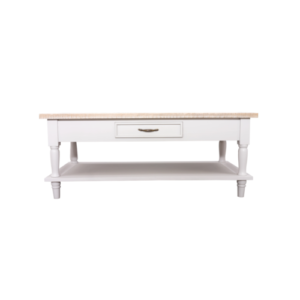Hanley French Grey Rectangular coffee table