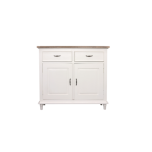 Hanley 2 Drawer sideboard white