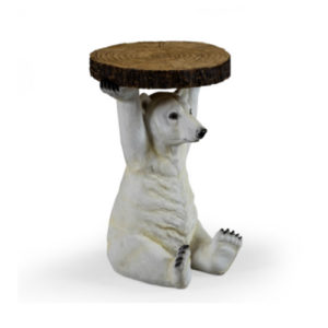 Artic Polar Bear Table