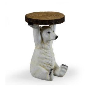 Artic Polar Bear Table