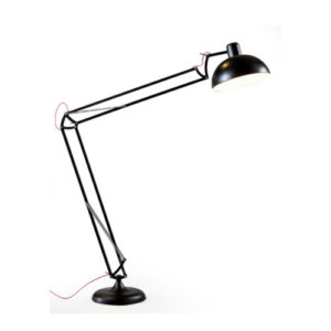 Giant Black Floor Lamp