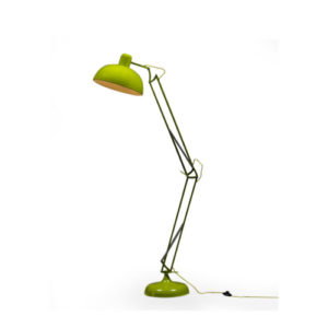 Lime Green Floor Lamp