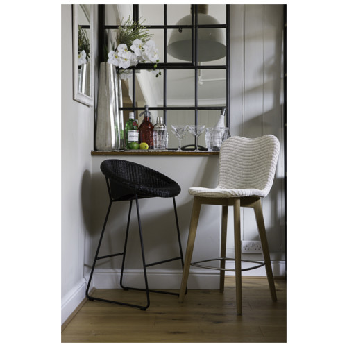 Lily Counter Stool Pure White Respire Living