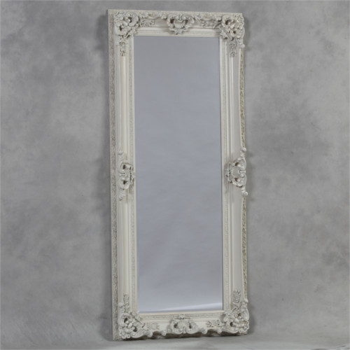 Parisian Tall Ornate Leaner Mirror Respire Living