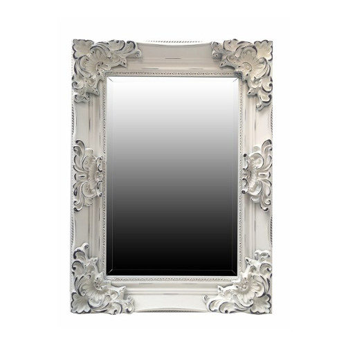 Kitty Swept Frame Wall Mirror   Respire Living