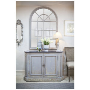 Katrina 2 Door Buffet Sideboard with slate top