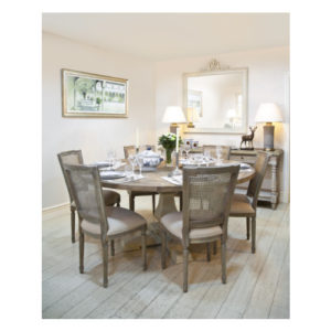 Katrina Round Dining Table