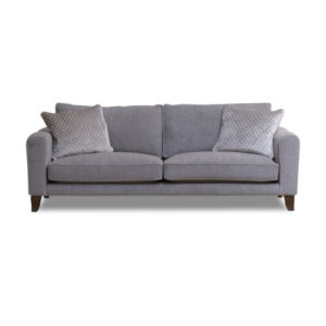 Voltaire Sofa in Edgar Granite