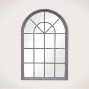 Elsa Large Arched Window Mirror