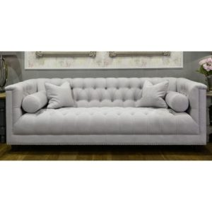 Katrina Sofa Grey Lilac