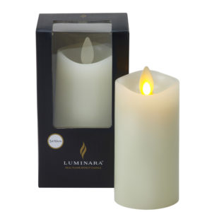 Luminara Flamless Candle 8x10cm