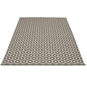 Papp Honey Charcoal Rug
