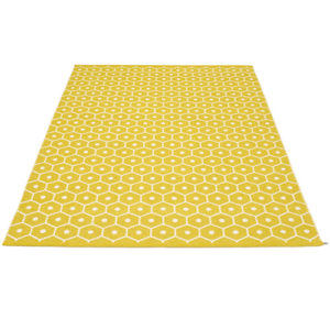 Pappelina Honey Ochre Rug