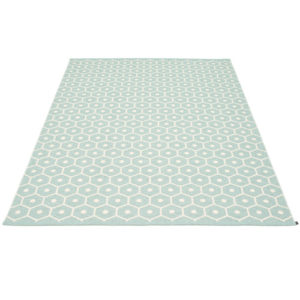 Pappelina Honey Pale Turquoise Rug
