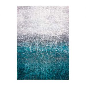 Cool Breeze Blue Rug